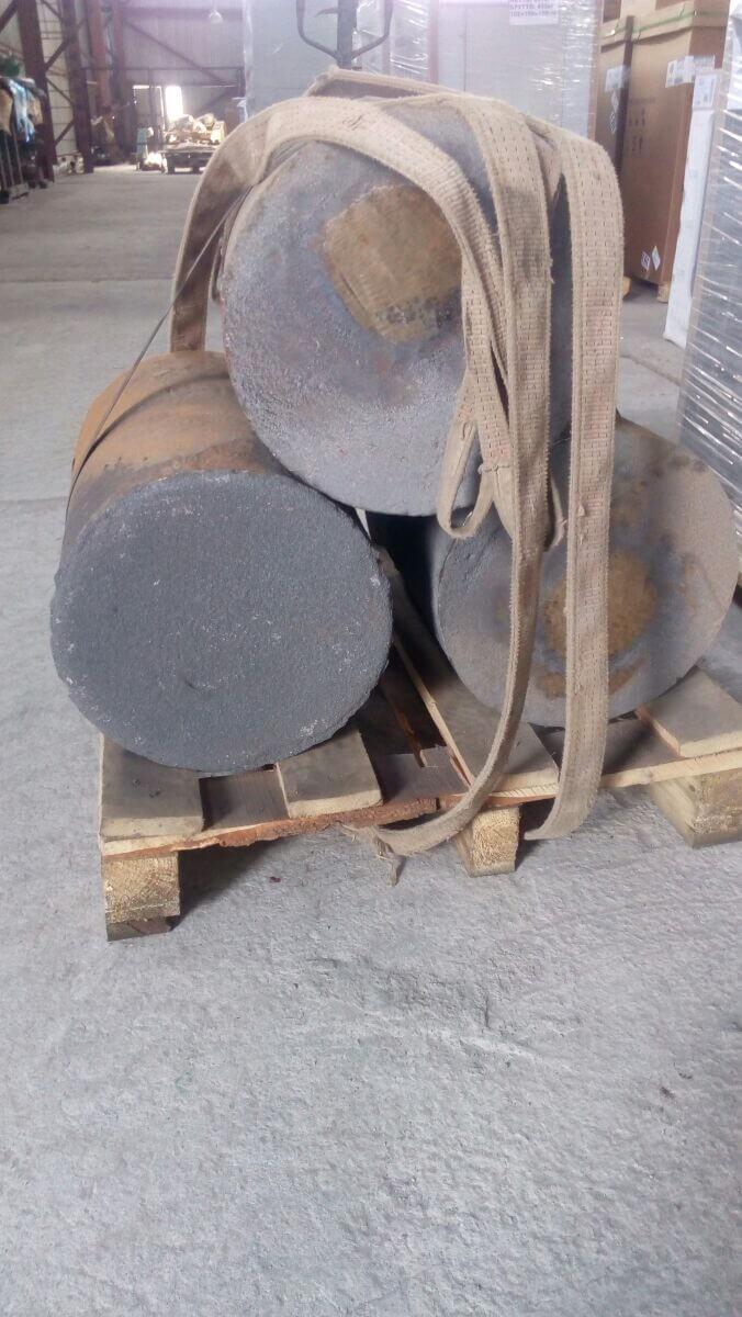 Круг 130х500 мм СЧ20 ГОСТ 1412-85